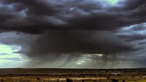 Las tormentas pueden ser fuertes este lunes en el nordeste