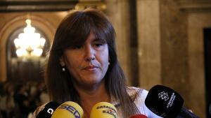 Laura Borràs: «La jutgessa que m'investiga sap que s'havia d'haver inhibit»