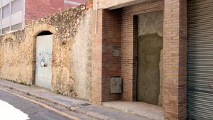 L'edifici que es volia ocupar