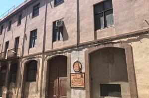 L'edifici va ser la seu de la Llar dels Jubilats fins a l'any 2009