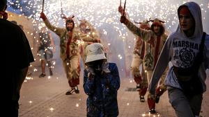 Les imatges de la cercavila de la Festa Major de l'Arboç
