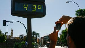 Les temperatures han superat els 43º aquests dies a Catalunya