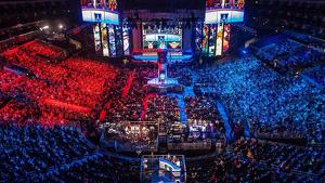 Los mundiales de 'League of Legends' son el mayor evento de e-Sports del mundo