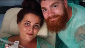 Los padres de la pequeña quieren residir cerca del hospital