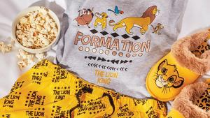 Los pijamas con la temática de la película son un imprescindible para las fans