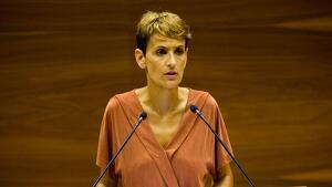 María Chivite, nueva presidenta de Navarra