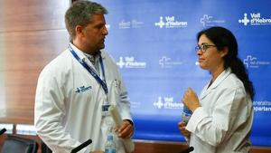 Maria Jose Buzón y Adriá Curran han encabezado la investigación