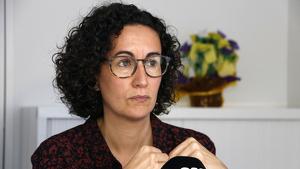 Marta Rovira avisa que«no regalarà la bandera del diàleg a Pedro Sánchez»