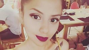 Nicole Olaechea la noia de 21 anys assassinada a l'Hospitalet