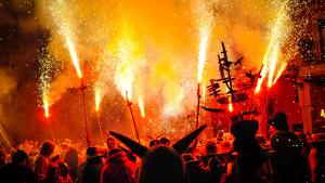Nit del Foc de Cambrils 2016