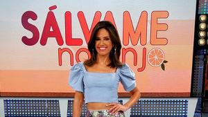 Nuria es una cara habitual en Mediaset