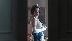 Olivia Colman como Elizabeth II en 'The Crown'.
