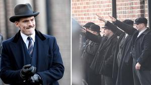 Oswald Mosley (Claflin) será un personaje clave en esta temporada 5