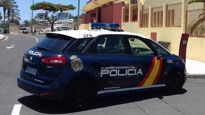 Detenidos dos hombres por la muerte de un joven británico en Arona, Tenerife