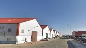 Polígono industrial de Lovera, donde han tenido lugar los hechos
