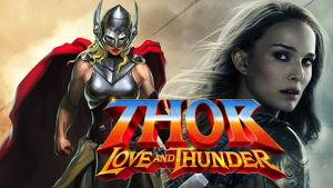 Póster de la película 'Thor: Love and Thunder'