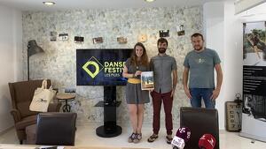Presentació del festival Danseu 2019.