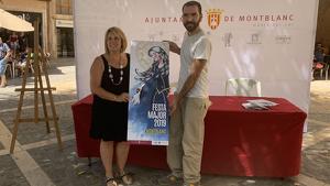Presentació del programa de la Festa Major de Montblanc 2019.