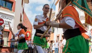 Processó del Pa Beneït a la festa major de Roda de Berà 2017