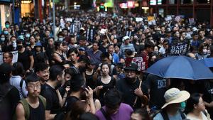 Protestes Hong Kong