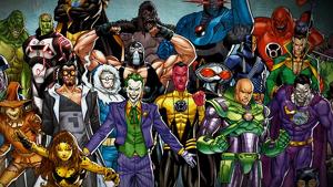 ¿Quiénes están en lo alto de la cadena trófica del mal en el Universo DC?