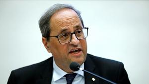 QuimTorra ha cridat a l'independentisme a reprendre la iniciativa i a situar-se en el camí de la «ruptura democràtica»amb l'Estat