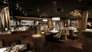 Restaurant Gatsby de Barcelona, situat al carrer Tusset