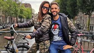 Roberto Leal gaudeix de les seves vacances amb la seva parella