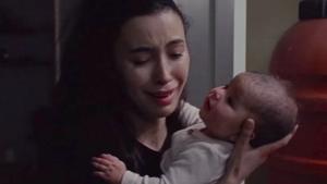 Rosita da a luz a Coco en la décima temporada de The Walking Dead