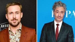 Ryan Gosling habría almorzado con Taika Waititi