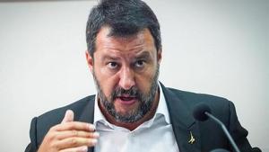 Salvini ha carregat contra Colau per la gestió de l'Open Arms