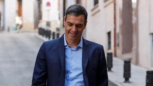 Sánchez no es reunirà amb ERC ni JxCat per a la investidura
