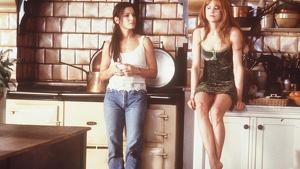 Sandra Bullock y Nicole Kidman en 'Prácticamente magia'