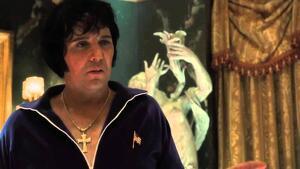 Shawn Klush como Elvis en 'Vinyl' (2016)