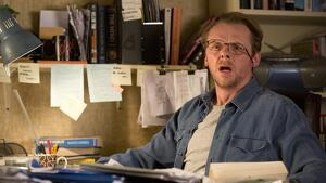 Simon Pegg es otro de los creadores de 'Truth Seekers'