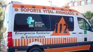 Un herido en un choque múltiple en Navalmoral de la Mata (Cáceres)