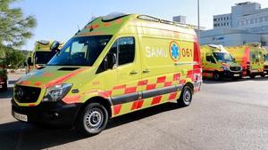 Un hombre muere al caer desde un segundo piso en Formentera