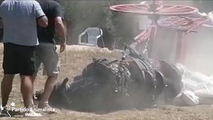 Un moment del vídeo de PACMA