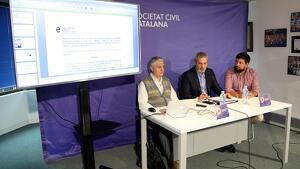Un vicepresident de la SCC ha proposat la prohibició dels independentistes a les eleccions