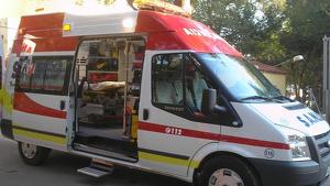 Una ambulancia de Castellón.
