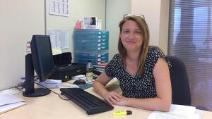Vanessa Sánchez és doctora en psiquiatria i la coordinadora del PAE-TPI de Reus