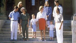 Verano de 1988 en Mallorca.