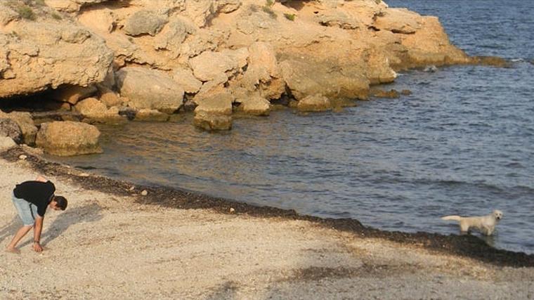 Bon Caponet a l'Atmetlla de Mar