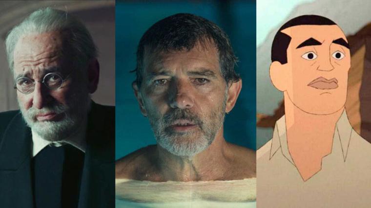 Los films de Amenábar, Almodóvar y Simó Busom, son los preseleccionados