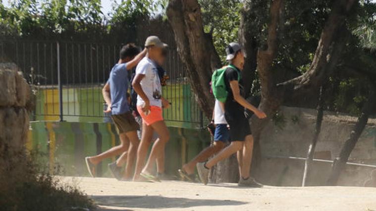 El 30% de menors migrants no acompanyats que resideixen a Catalunya provenen d'Alcazarquivir