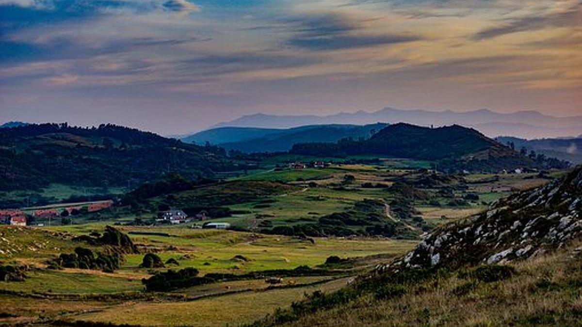 Los paisajes espectaculares de Cantabria