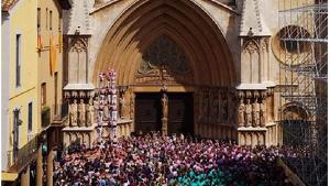 5de8 descarregat pels Xiquets de Tarragona a la Diada Nacional