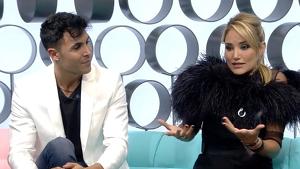 Kiko Jiménez y Alba Carrillo en 'GH VIP 7'