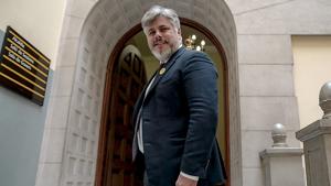 Albert Batet va esdevenir alcalde de Valls amb només 28 anys