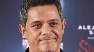 Alejandro Sanz promocionant el seu disc «Sirope».